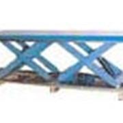 Подъемные столы 2-ножничные горизонтальные СП 1000х2А, СП 6000х2А фото