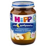Пюре Hipp Каша СН с ябл и грушами,с 4мес,190г фото