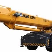 Автокран RT60 XCMG фото