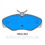 Тормозные колодки OPEL VIVARO фото