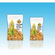 Roasted salted corn фото