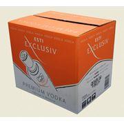Cutii de carton pentru produse alcoolice si sucuri фото
