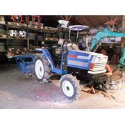 мини-трактор ISEKI фото