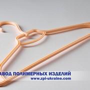 Плечики для одежды поворотные 43 см фото