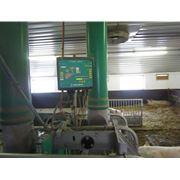 Компьютерная система управления раздачей корма. фото