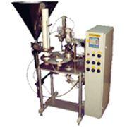 Полуавтомат для фасовки пастообразных продуктов в полимерные контейнеры К1 фото