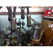 Доильные машины аппараты для доенния. фото