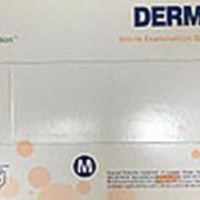 Перчатки Нитриловые р.L (8-9), смотр. неопудр. текстур. DERMAGRIP®Ultra LS, №200 (100пар) фото