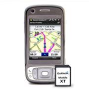 GARMIN Mobile XT - Программа для превращения смартфона или коммуникатора в настоящий GPS навигатор  GARMIN Mobile PC - программа  устанавливаемая на ноутбук  также превращающая его в навигатор  в комплекте с картами Европы и Молдовы и без них. фото