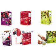 Пакеты Bag in Box для соков и молочных продуктов фото