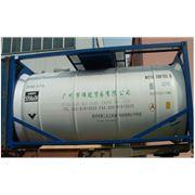 Танк-контейнер для транспортировки и хранения щелочных продуктов