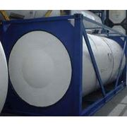 Танк-контейнер для транспортировки и хранения природного сжиженного газа