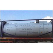 Танк-контейнер для транспортировки и хранения трихлорэтилена