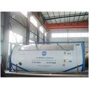 Танк-контейнер для транспортировки и хранения жидкого аммиака фотография