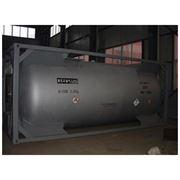 Танк-контейнер для хранения и транспортировки сжиженного газа
