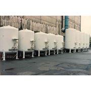 Криогенное оборудование танки-хранилища для сжиженного газа фото