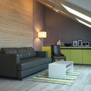 Интерьерный дизайн мансардного этажа фото