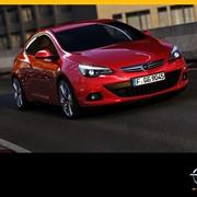 Автомобиль Opel Astra GTC фото