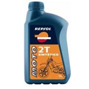 Масло Moto Sintetico 2T 1л фото