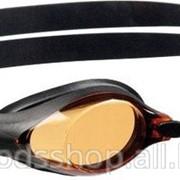 Очки для плавания Beco Racing черно-коричневые 9945 09 фото