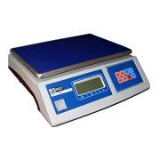 Весы фасовочные (порционные) 30 кг (ЖК дисплей) фото