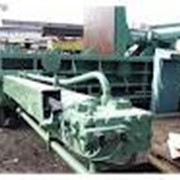 Оборудование для переработки металлолома фото