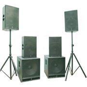 Оборудование звуковое Оборудование звуковое фото