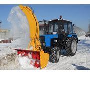 Снегоочиститель шнеко-роторный ФРС-200М фото