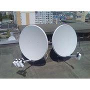 Системы спутникового ТВ фото