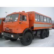 Автобусы вахтовые КАМАЗ 4208 фото