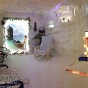 Соляная пещера фото