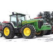 Трактор John Deere 8400 фото