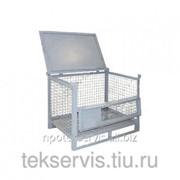 Тара для метизов ТМПШ-37 фото