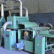Автоматическая линия по выпуску модифицированного льноволокна фото
