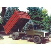Автомобиль-САМОСВАЛ КАЗ-3519 фото