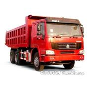 Самосвал HOWO Модель HOKA ZZ3253M3641 Автомобили грузовые самосвалы фото