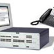 Цифровая офисная АТС Alcatel OmniPCX Office фото