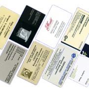 Печать визиток, дисконтов фото