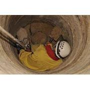 Оборудование для очистки колодцев канализации в Астане фото