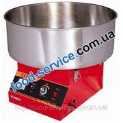 Аппарат для приготовления сладкой ваты SWC-E52R фото