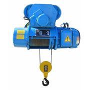 Таль электрическая передвижная CD г/п 05 1 2 3 5 т выс. под. 6-30м фото