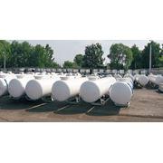 Резервуары наземного размещения для сжиженного углеводородного газа фото