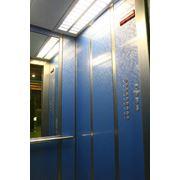 Пассажирский лифт (вариант отделки) фото