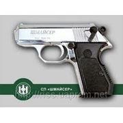 Пистолет АЕ-10G хром фото