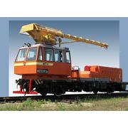 Мотовоз погрузочно-транспортный МПТ-4 фото