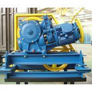 Лебедки для лифтов грузоподъёмностью от 100 до 6300 кг фото