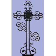 Кресты кованые фото