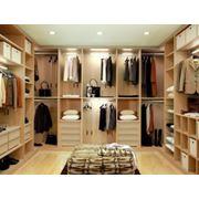 Гардеробы, шкафы гардеробные фото