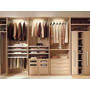Шкафы гардеробные фото