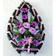 Ритуальные венки фото